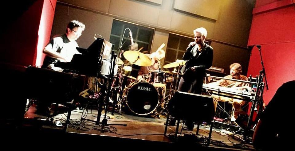 SΑNCHO 003 + LYD Quartet