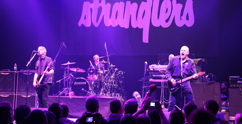 The Stranglers live