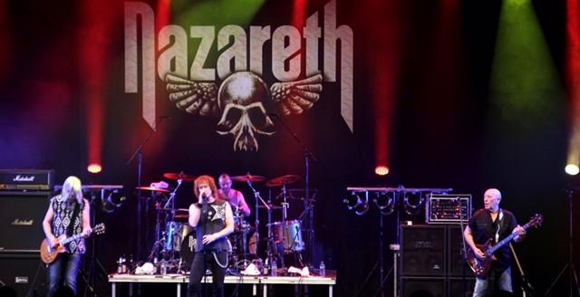 NAZARETH @ ROCK HEAT CLASSICS FESTIVAL