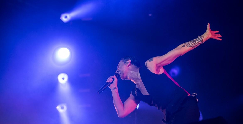 Depeche Mode live