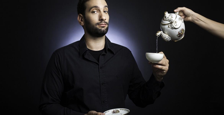 Τσάι Party με τον Ανδρέα Πασπάτη