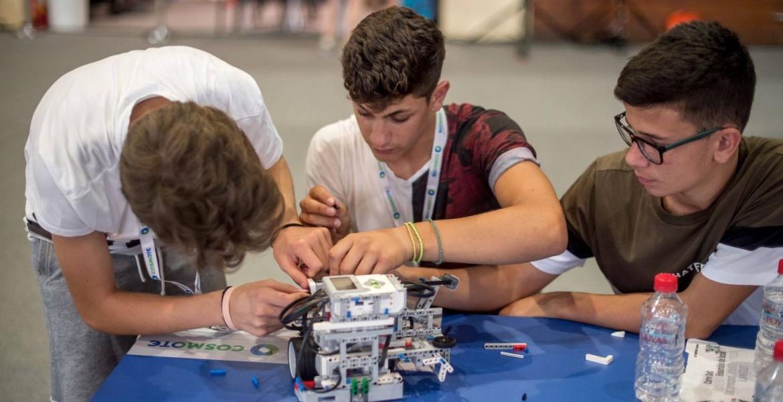 Εκπαιδευτικής Ρομποτικής