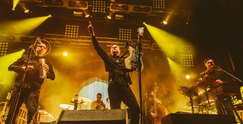 CALEXICO - Live at Acropolis