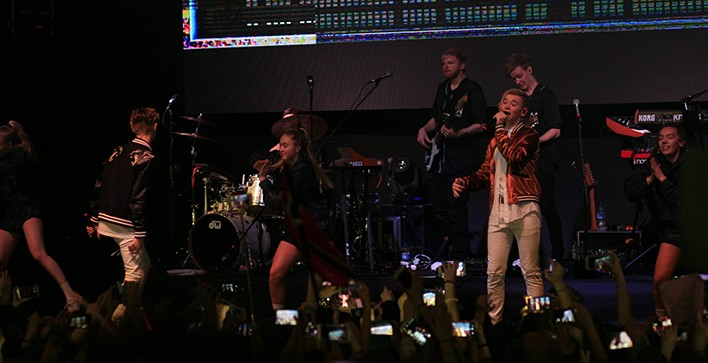 Marcus & Martinus live