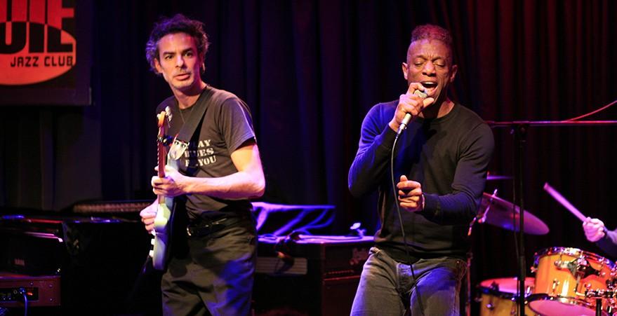 Earl Thomas Band @ Half Note - Review