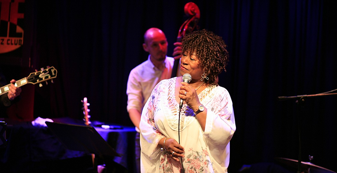 Denise Jannah Quartet @ Half Note Jazz Club - Review