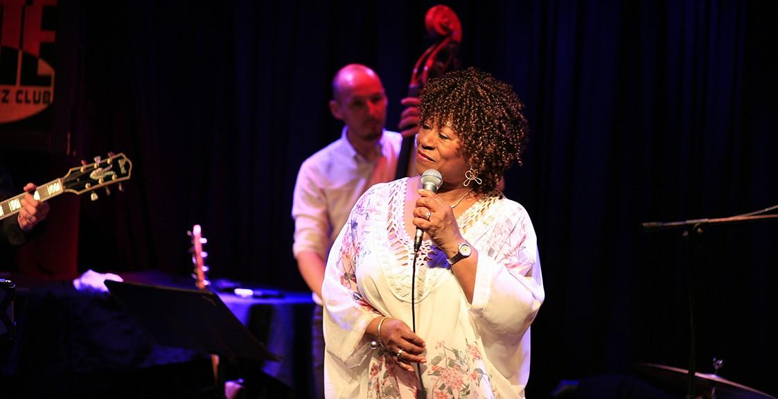 Denise Jannah Quartet @ Half Note Jazz Club - Review