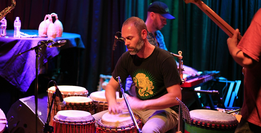 Afrodyssey Orchestra @ Half Note - Review