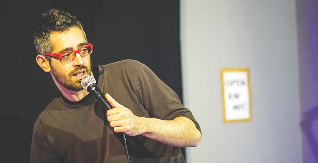 Δημήτρης Χριστοφορίδης @ Boem Radio