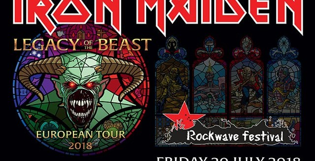 ROCKWAVE FESTIVAL 2018: DAY 3 IRON MAIDEN, VOLBEAT, TREMONTI