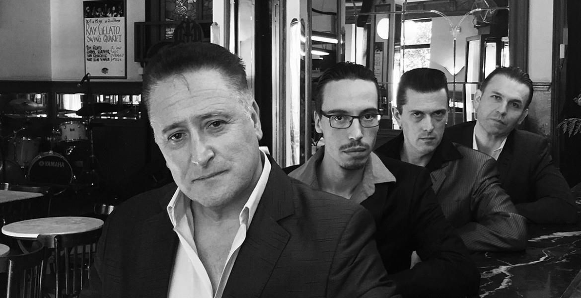RAY GELATO & THE  ENFORCERS