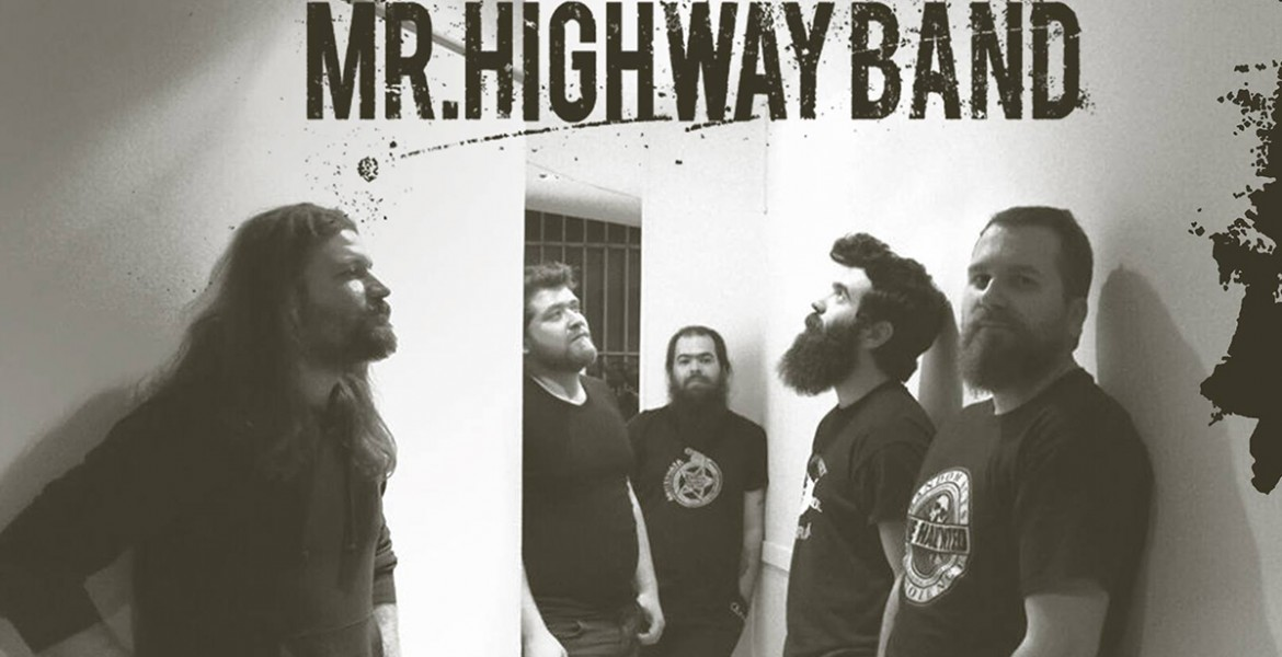 Mr. Highway Band @ Boem Radio