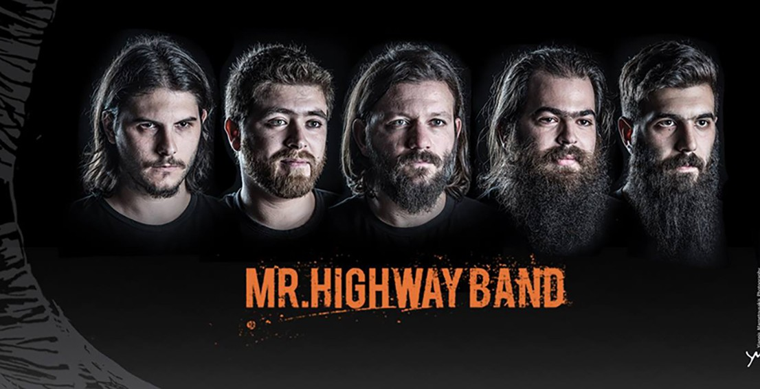 Mr. Highway Band @ Boem Radio