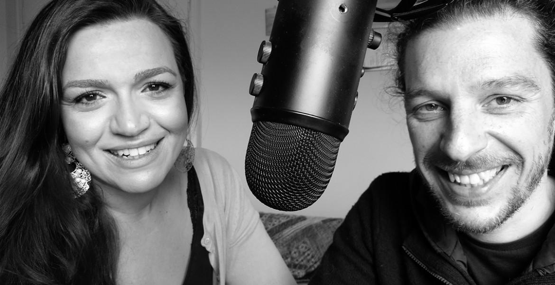 Μαρία Πλυτά, Simone Mongelli @ Boem Radio