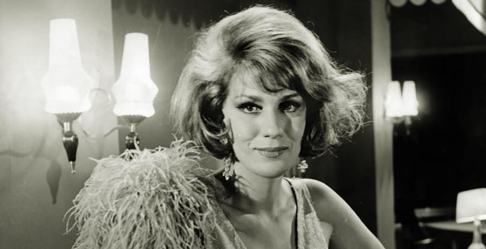 Μαίρη Χρονοπούλου, Μια Κυρία στο Σινεμά
