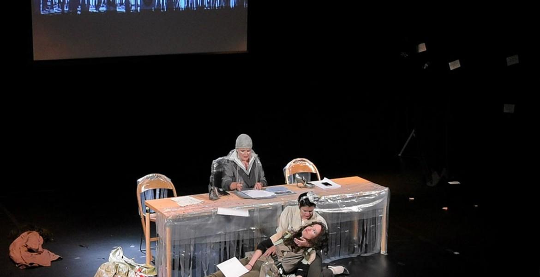 Αντιγόνη, μια Ύβρις - Stockholm Fringe Edition