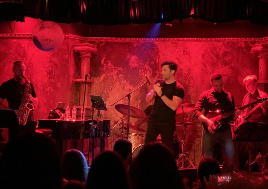 Σταύρος Σαλαμπασόπουλος - Τελευταία εμφάνιση στη σκηνή του Faust!