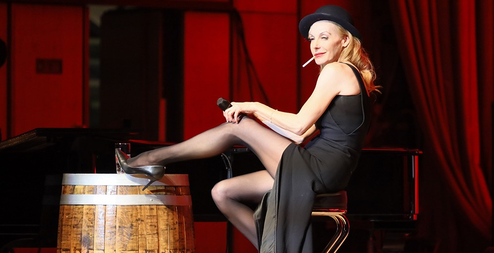 Ute Lemper, Rendezvous with Marlene