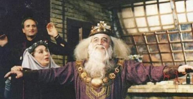 Ο Αμπιγιέρ του Ρόναλντ Χάργουντ